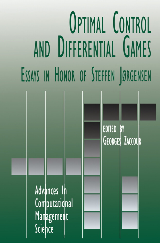 Optimal Control and Differential Games als Buch