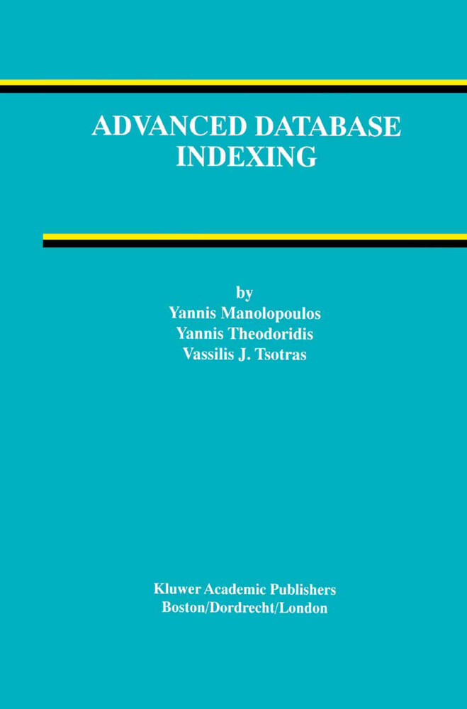 Advanced Database Indexing als Buch