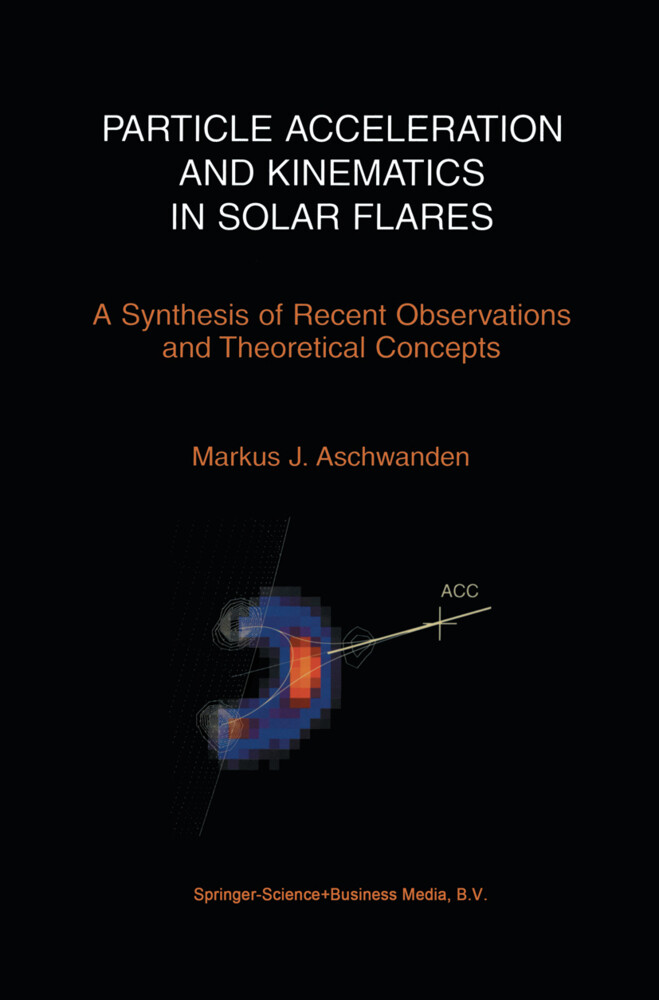 Particle Acceleration and Kinematics in Solar Flares als Buch