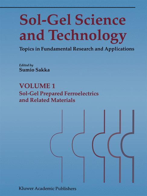 Sol-Gel Science and Technology als Buch