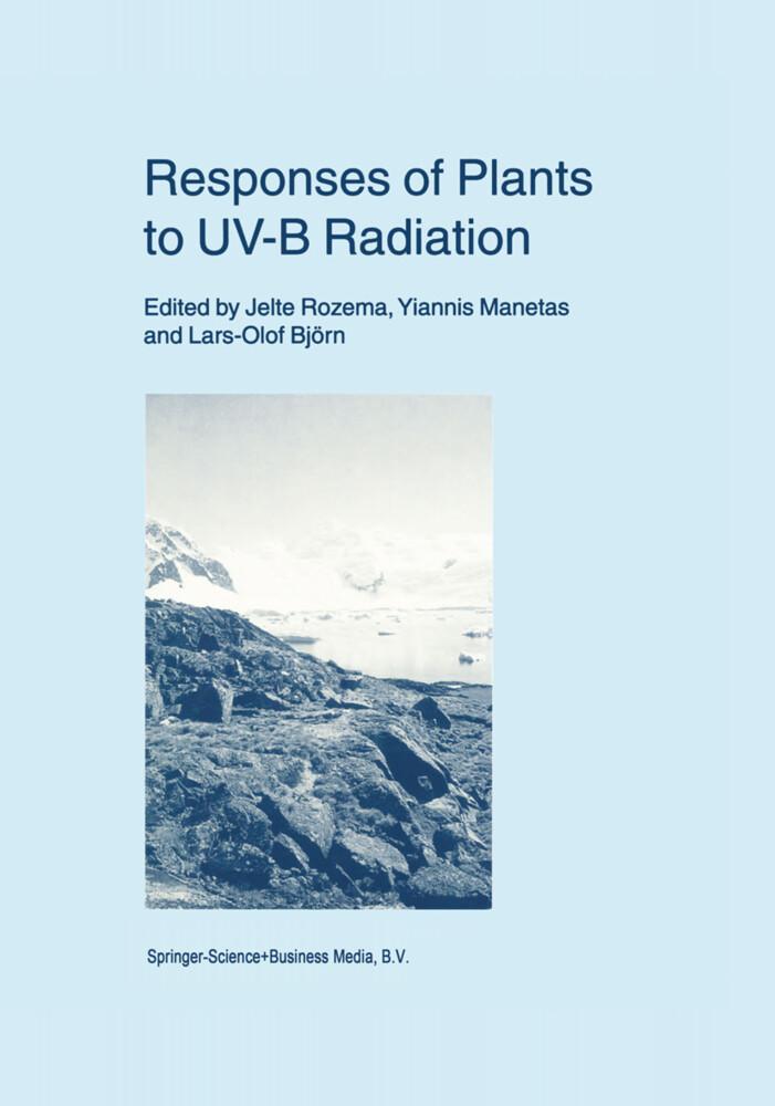 Responses of Plants to UV-B Radiation als Buch