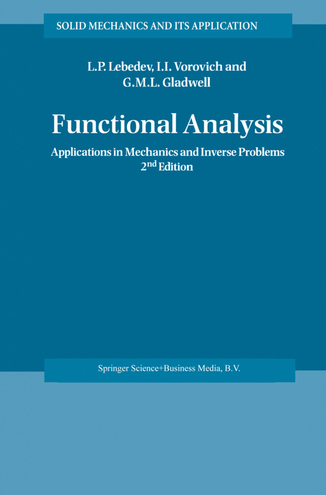 Functional Analysis als Buch