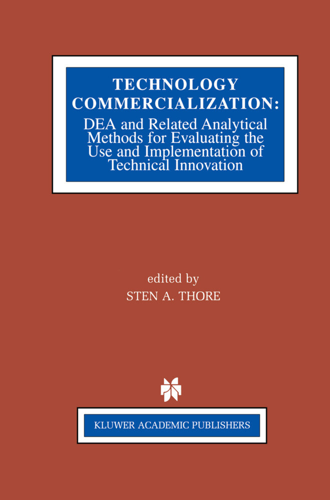 Technology Commercialization als Buch