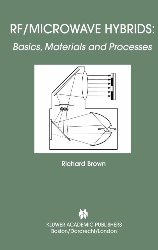 RF/Microwave Hybrids als Buch