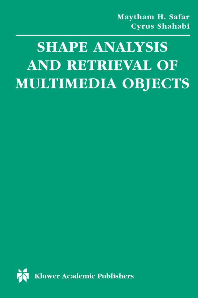 Shape Analysis and Retrieval of Multimedia Objects als Buch