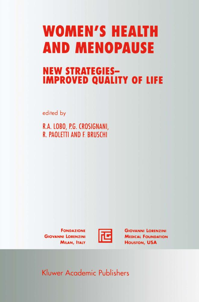 Women's Health and Menopause als Buch