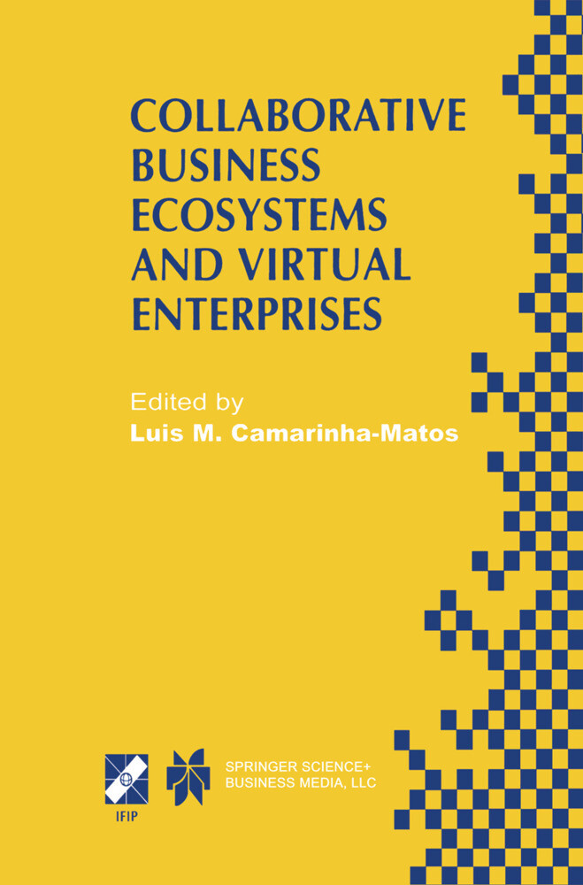 Collaborative Business Ecosystems and Virtual Enterprises: Ifip Tc5 / Wg5.5 Third Working Conference on Infrastructures for Virtual Enterprises (Pro-V als Buch