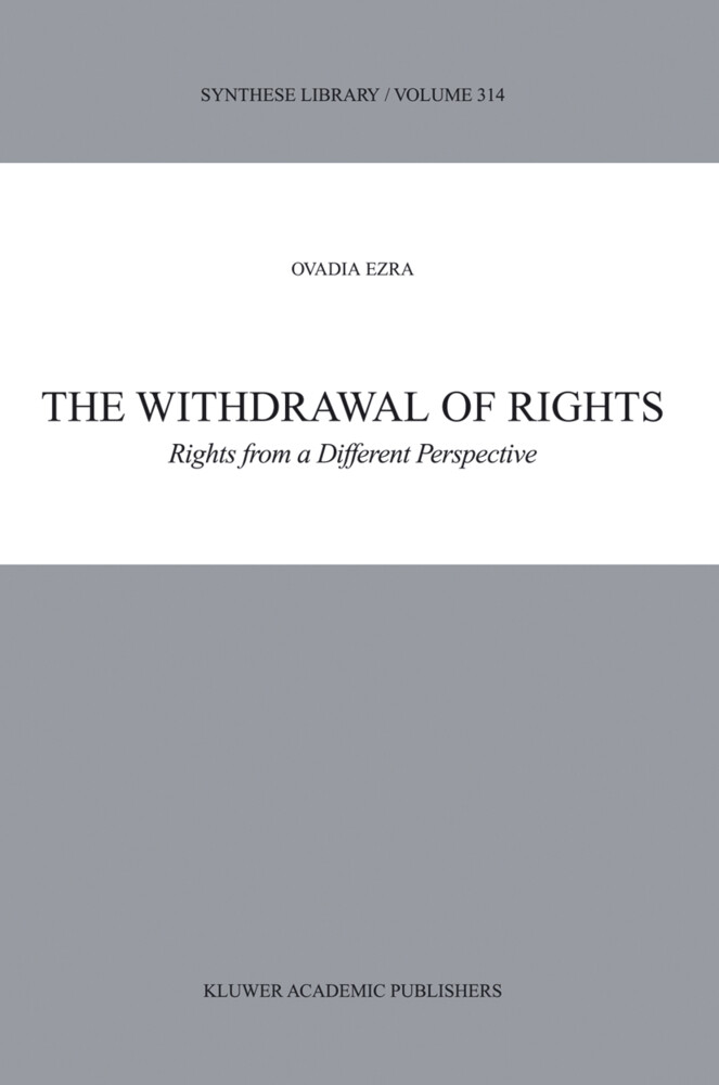 The Withdrawal of Rights als Buch