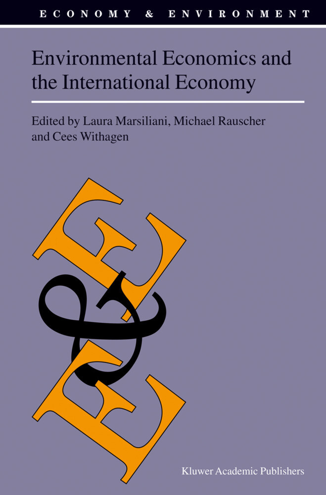 Environmental Economics and the International Economy als Buch