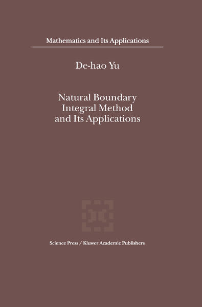 Natural Boundary Integral Method and Its Applications als Buch