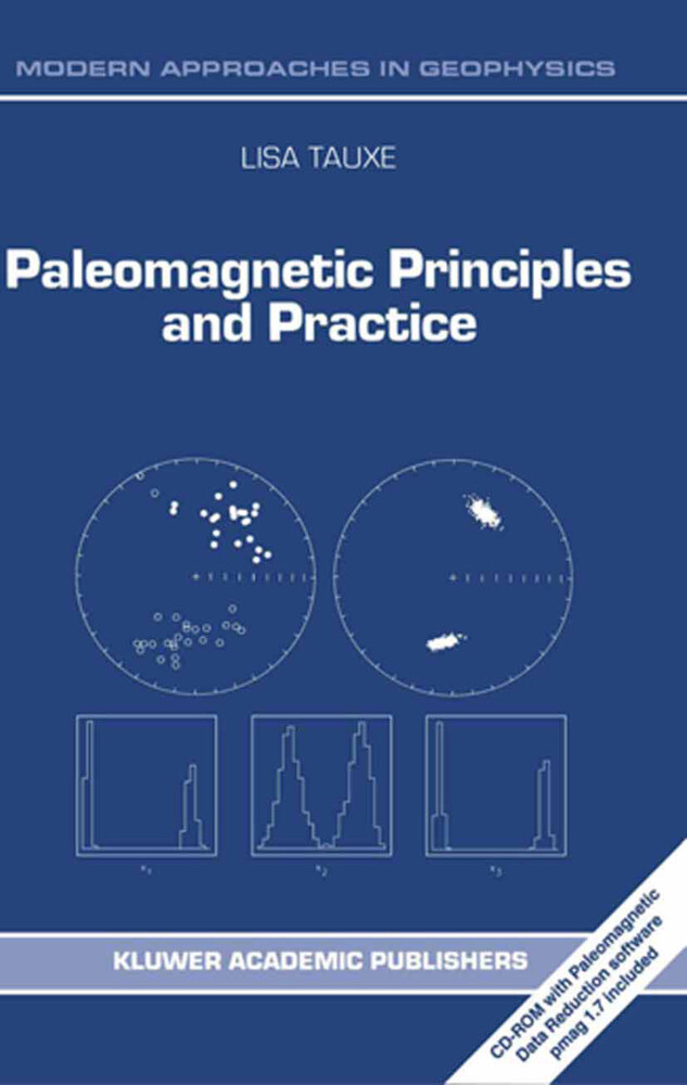 Paleomagnetic Principles and Practice als Buch
