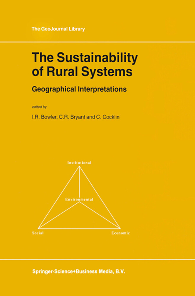 The Sustainability of Rural Systems als Buch