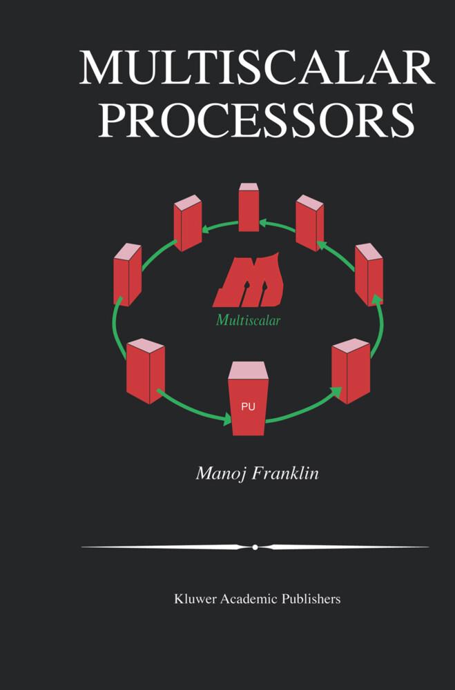 Multiscalar Processors als Buch