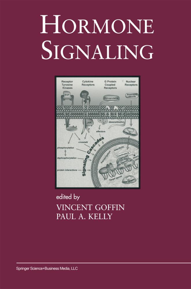 Hormone Signaling als Buch