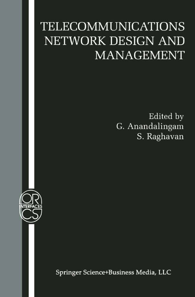 Telecommunications Network Design and Management als Buch
