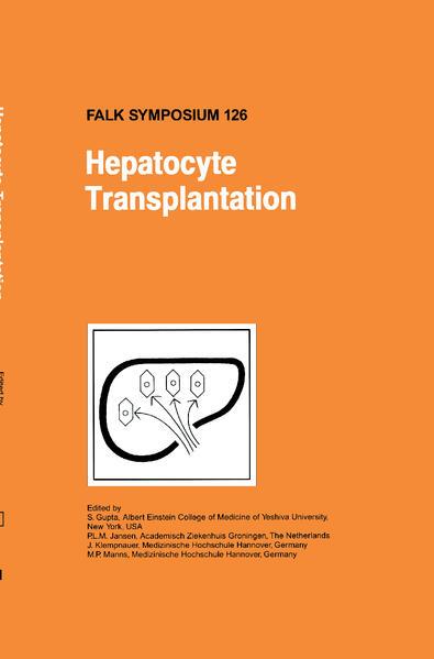 Hepatocyte Transplantation als Buch