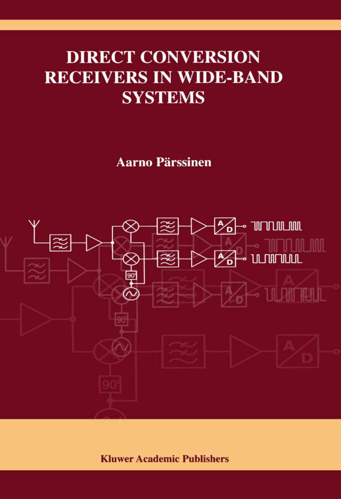 Direct Conversion Receivers in Wide-Band Systems als Buch