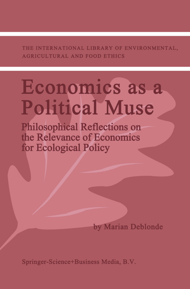 Economics as a Political Muse als Buch