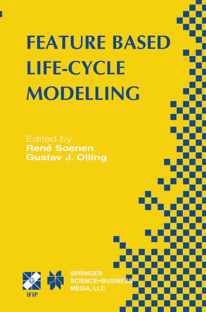 Feature Based Product Life-Cycle Modelling als Buch