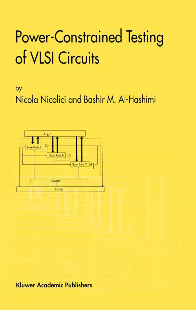Power-Constrained Testing of VLSI Circuits als Buch