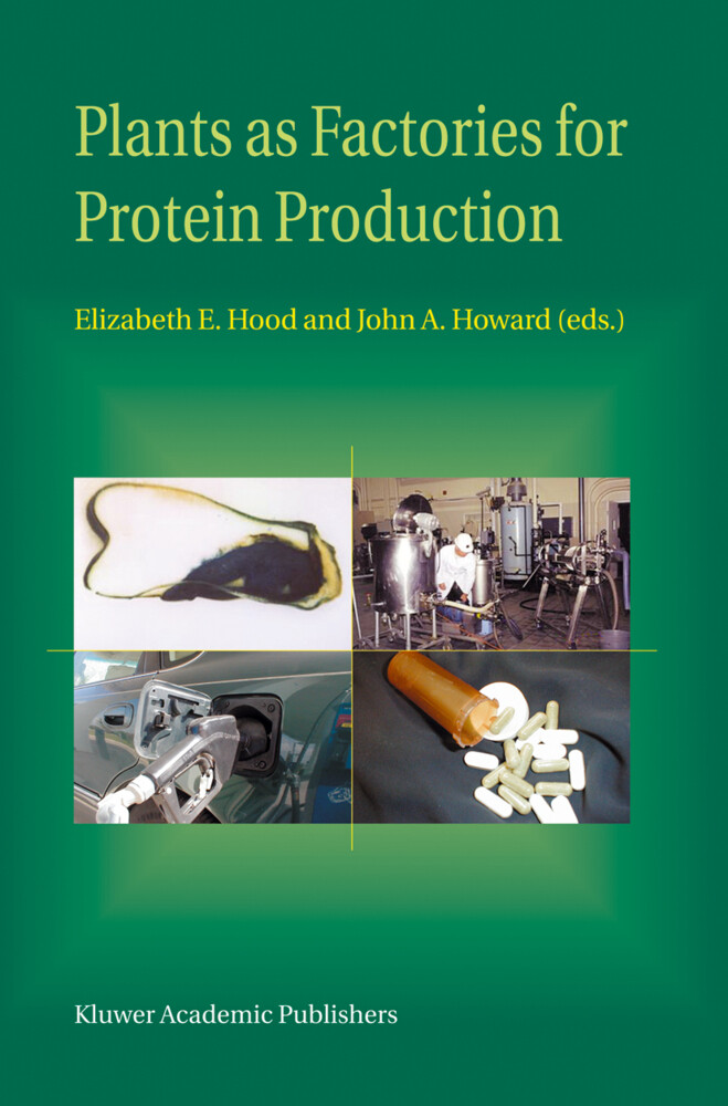 Plants as Factories for Protein Production als Buch