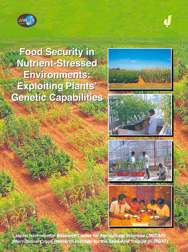 Food Security in Nutrient-Stressed Environments: Exploiting Plants' Genetic Capabilities als Buch