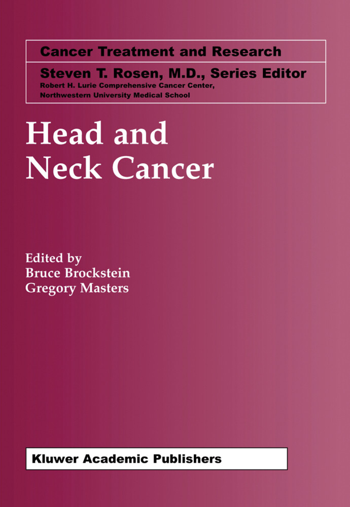 Head and Neck Cancer als Buch
