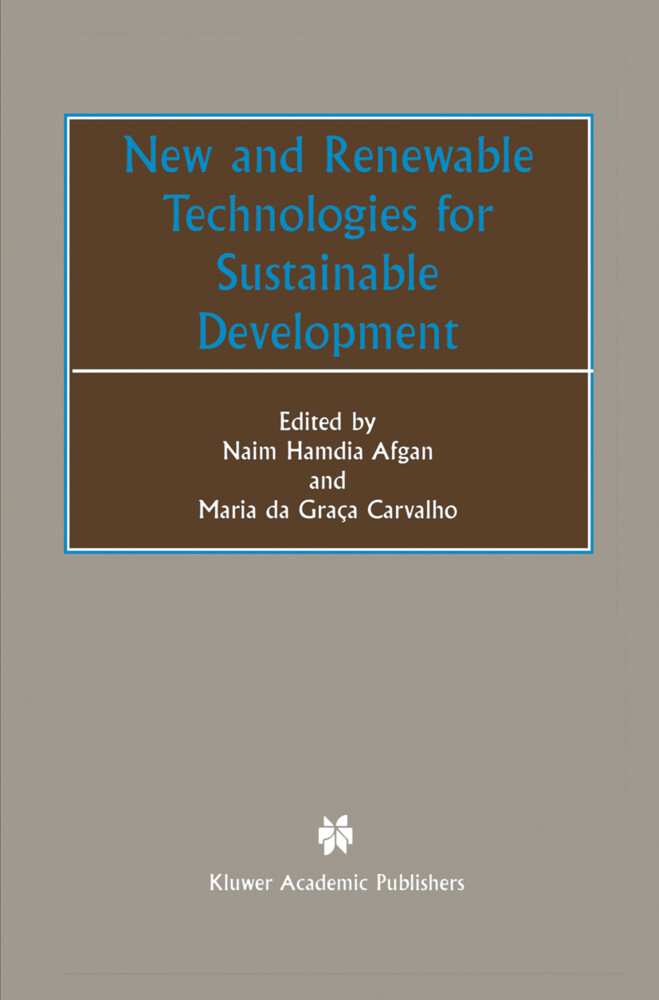 New and Renewable Technologies for Sustainable Development als Buch