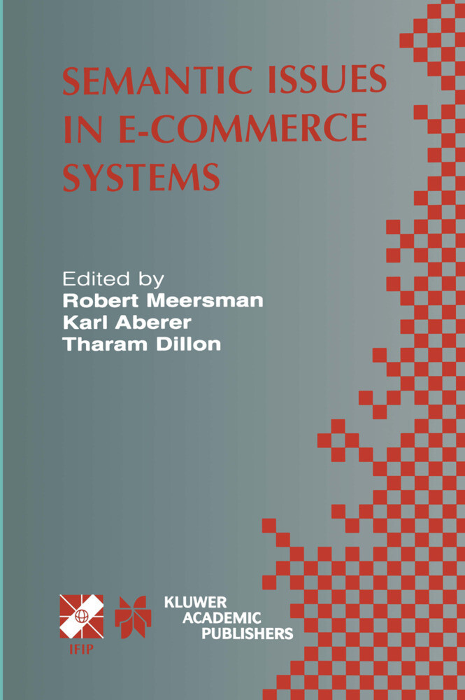 Semantic Issues in E-Commerce Systems als Buch