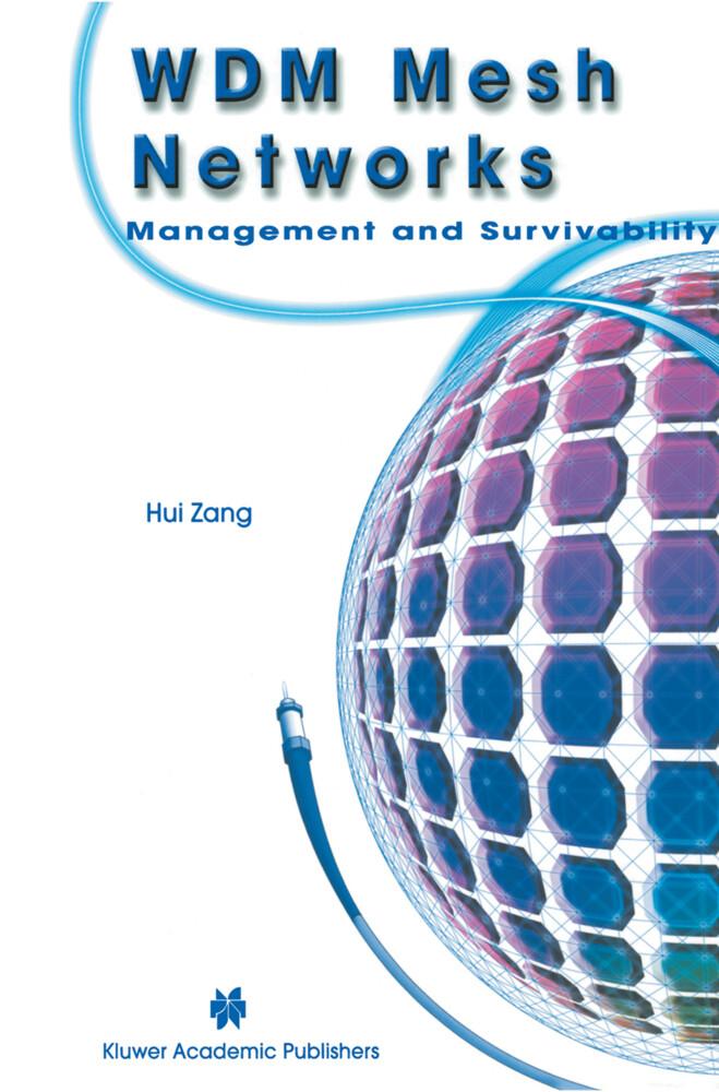 WDM Mesh Networks als Buch