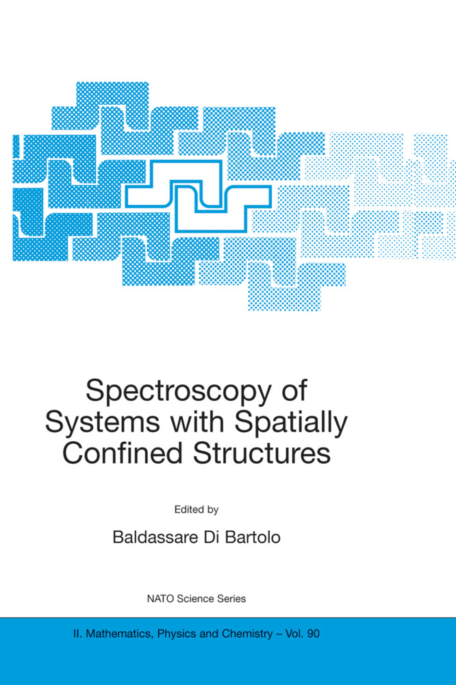 Spectroscopy of Systems with Spatially Confined Structures als Buch