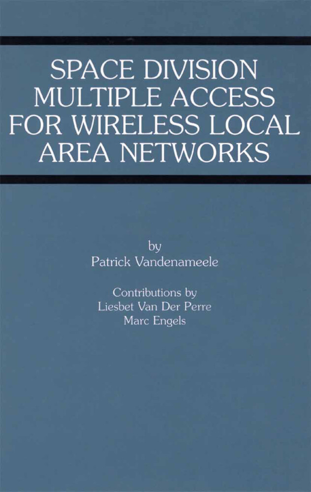 Space Division Multiple Access for Wireless Local Area Networks als Buch
