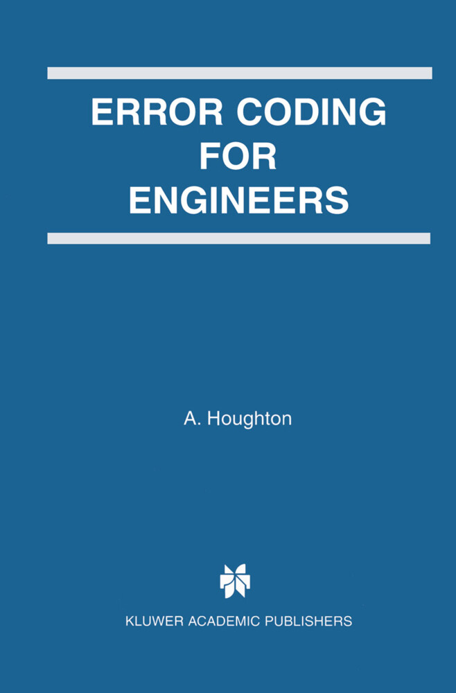 Error Coding for Engineers als Buch