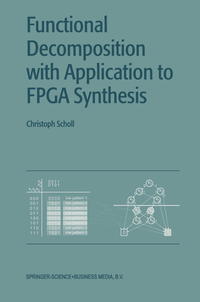 Functional Decomposition with Applications to FPGA Synthesis als Buch