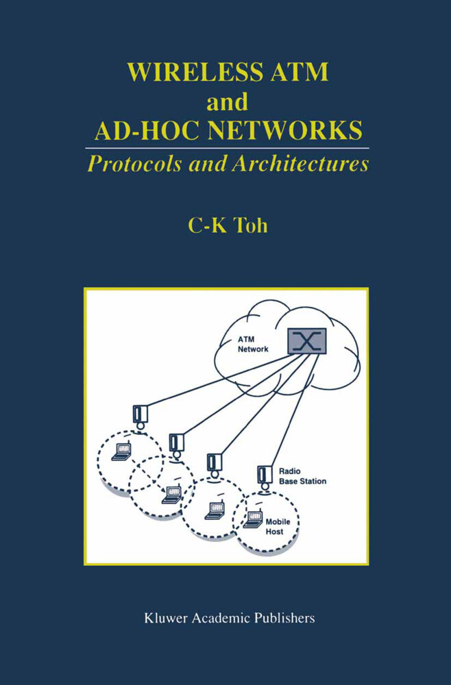 Wireless ATM and Ad-Hoc Networks als Buch