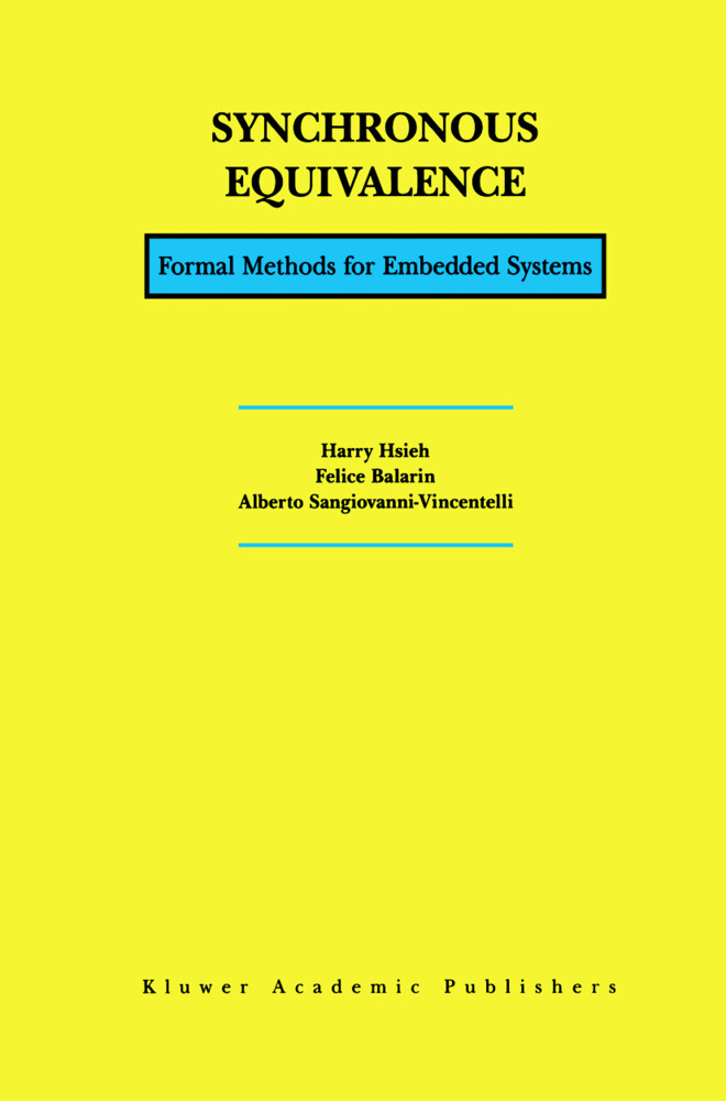 Synchronous Equivalence als Buch