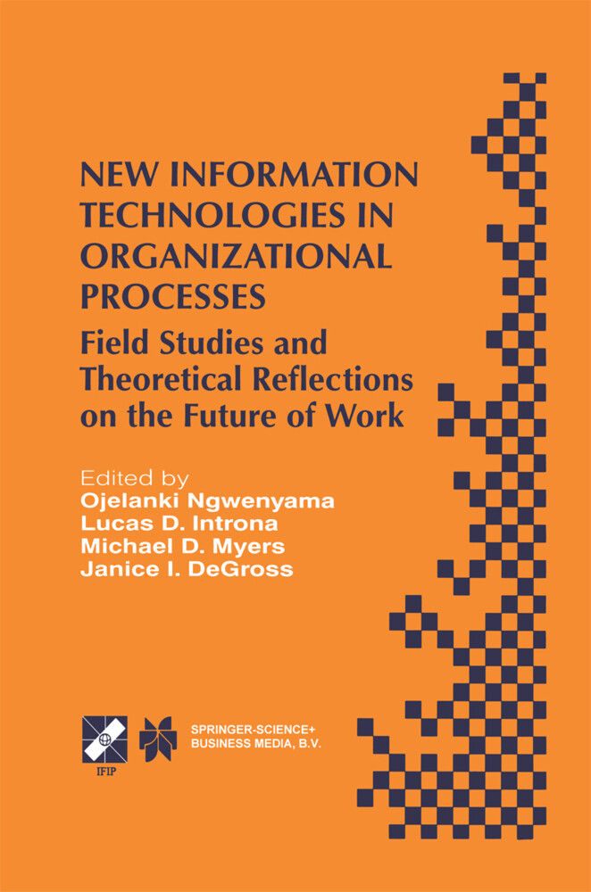 New Information Technologies in Organizational Processes als Buch