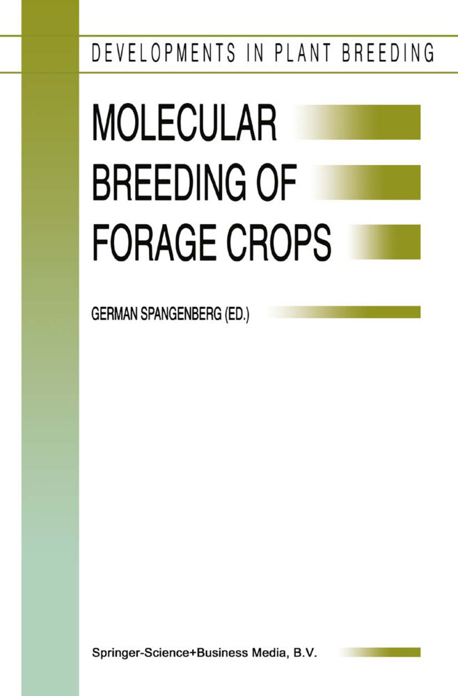 Molecular Breeding of Forage Crops als Buch