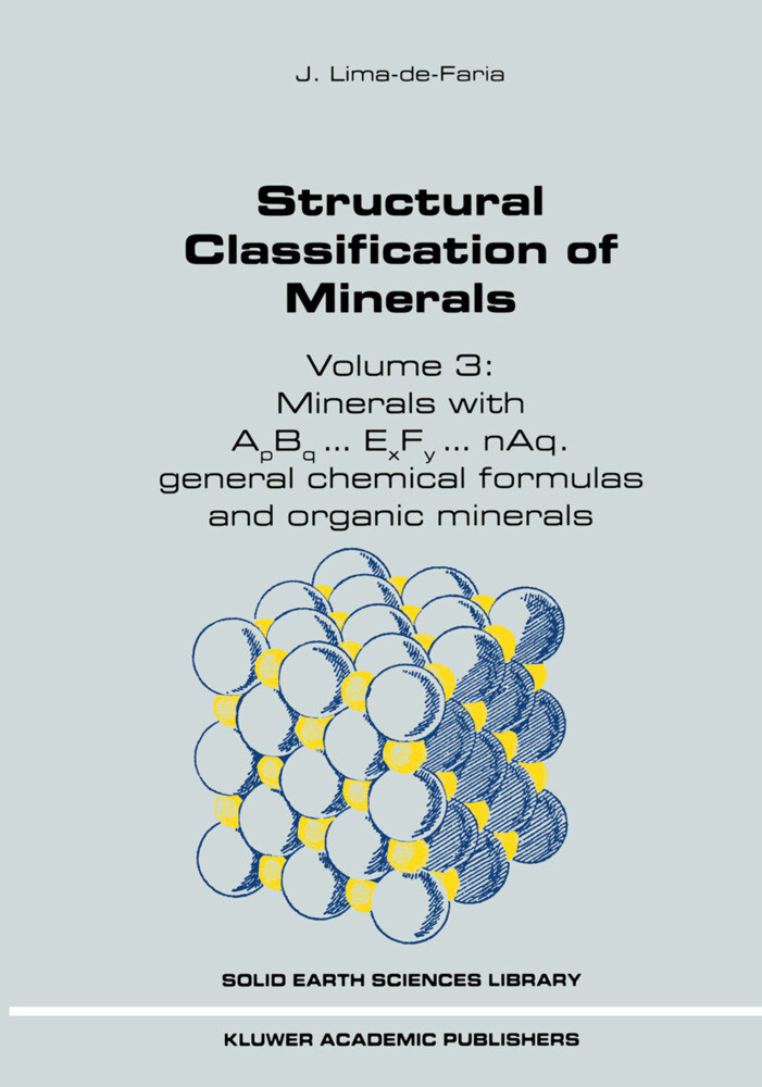 Structural Classification of Minerals als Buch