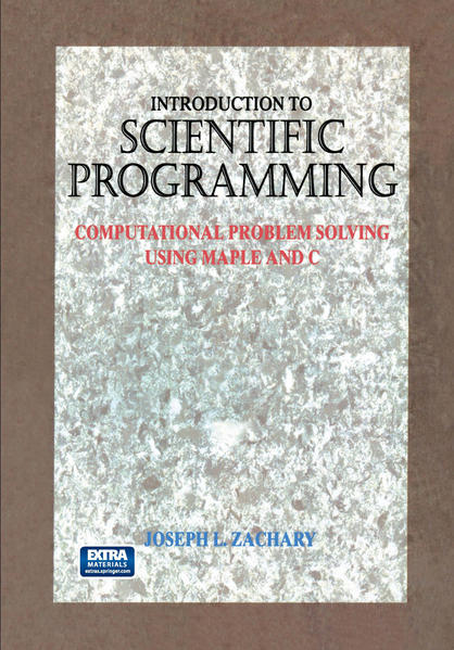 Introduction to Scientific Programming als Buch