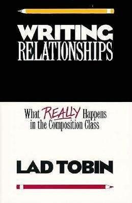 Writing Relationships als Taschenbuch