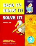 21950 Read It! Draw It! Solve It!: Grade 2 Workbook als Taschenbuch