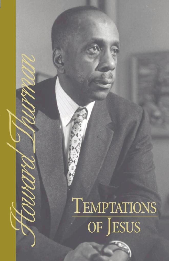 Temptations of Jesus als Taschenbuch