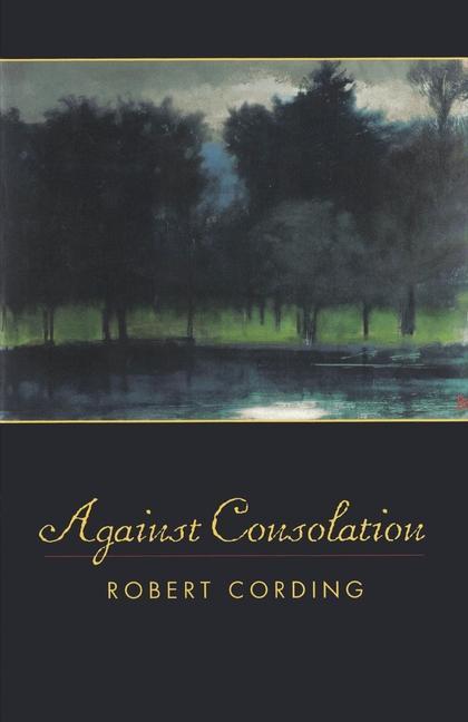 Against Consolation als Taschenbuch