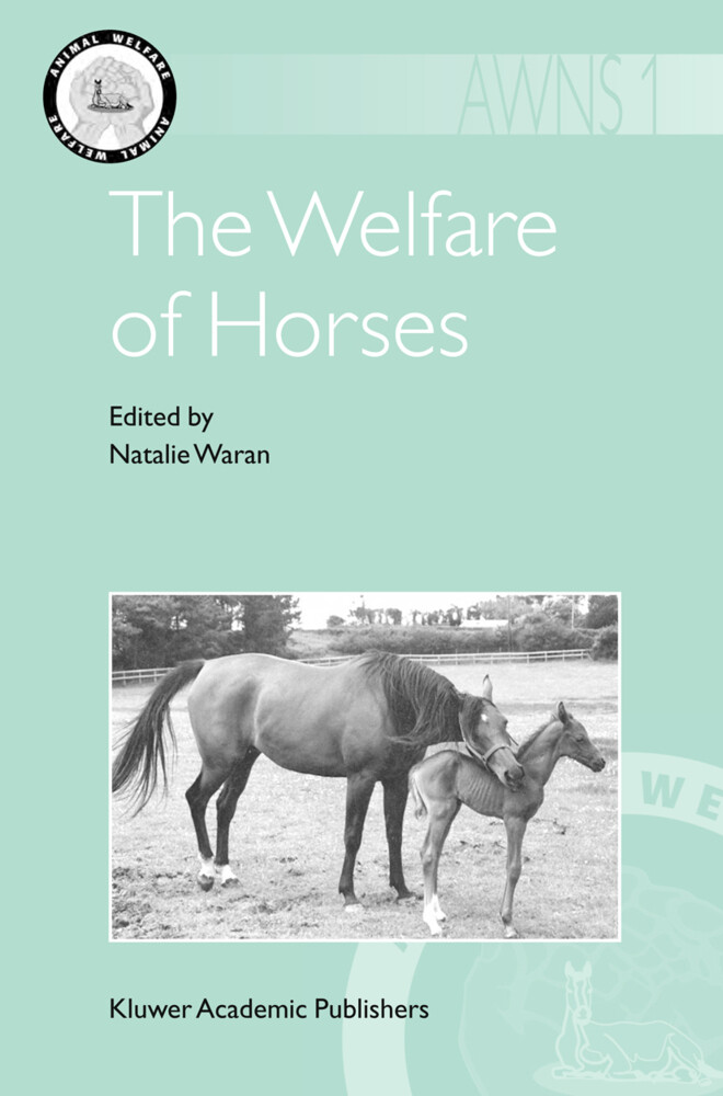 The Welfare of Horses als Buch