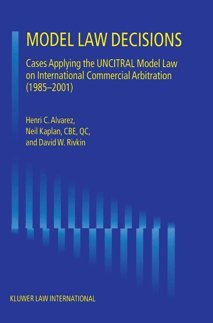 Model Law Decisions als Buch