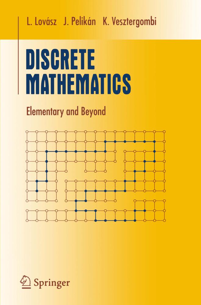 Discrete Mathematics als Buch