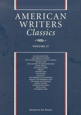 American Writers Classics als Buch