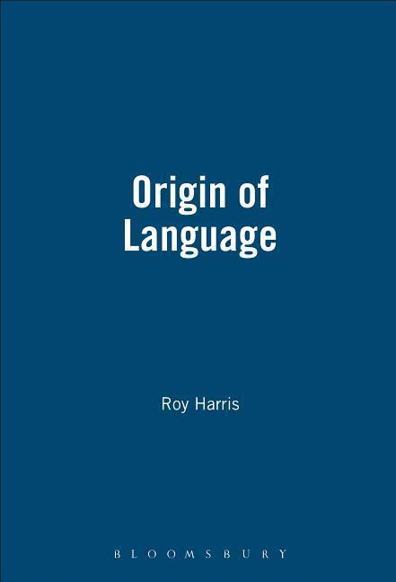 Origin of Language als Buch