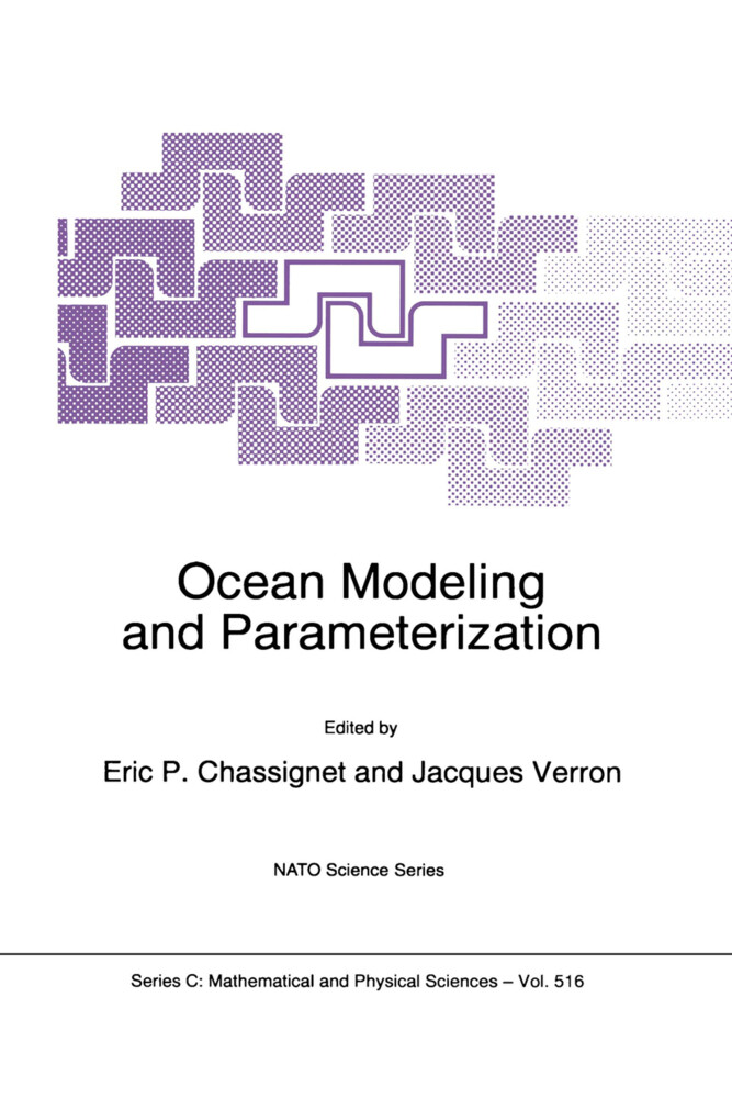 Ocean Modeling and Parameterization als Buch
